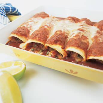America S Test Kitchen Chicken Enchiladas