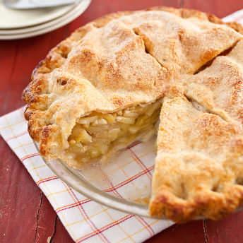 ingredients - Americas Test Kitchen Apple Pie