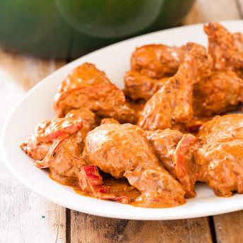 recipe: authentic chicken paprikash [30]