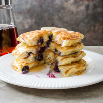 Blueberry pancakes cooks country ingredients ccuart Image collections