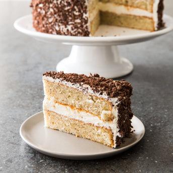 Swiss Haus Hazelnut Cake Recipe