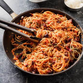 America S Test Kitchen Puttanesca