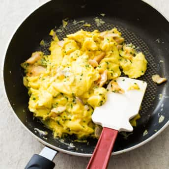 country scrambled eggs