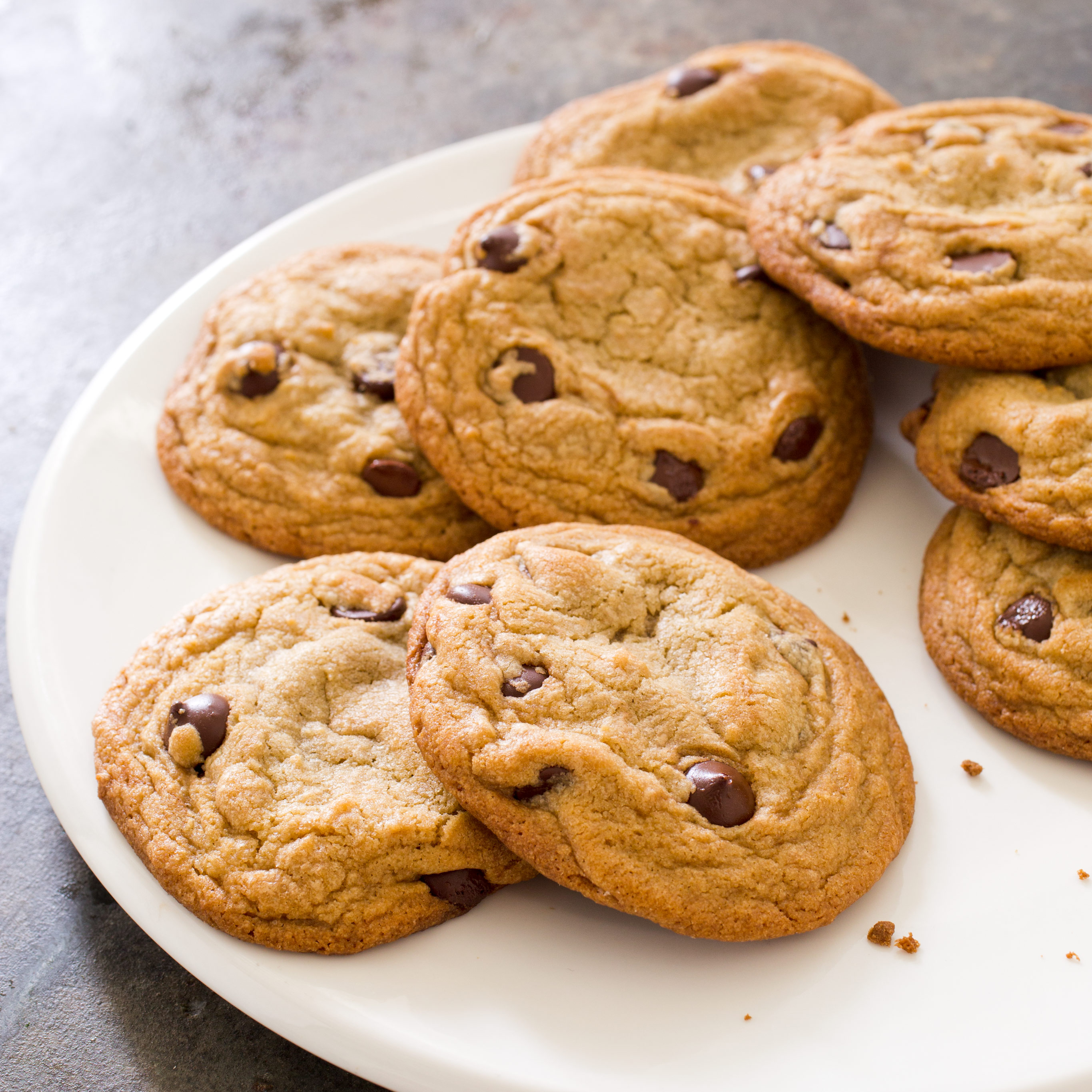 Chocolate Callets versus Chocolate Chips | Cook's Illustrated