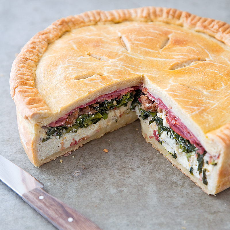 Italian Easter Pie Cook S Country