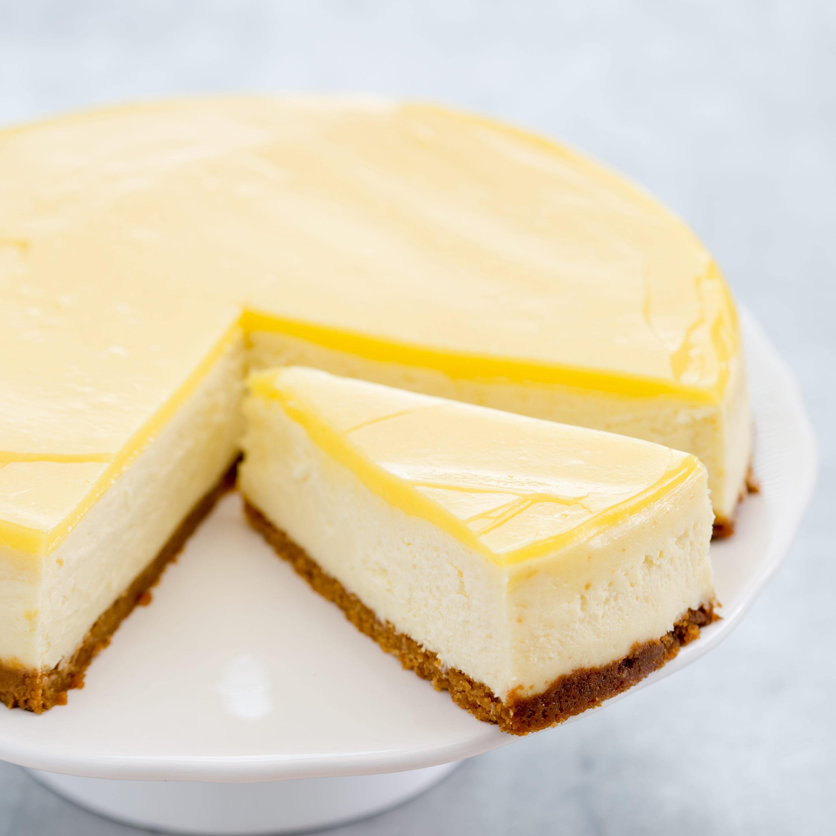 Lemon Cheesecake America S Test Kitchen