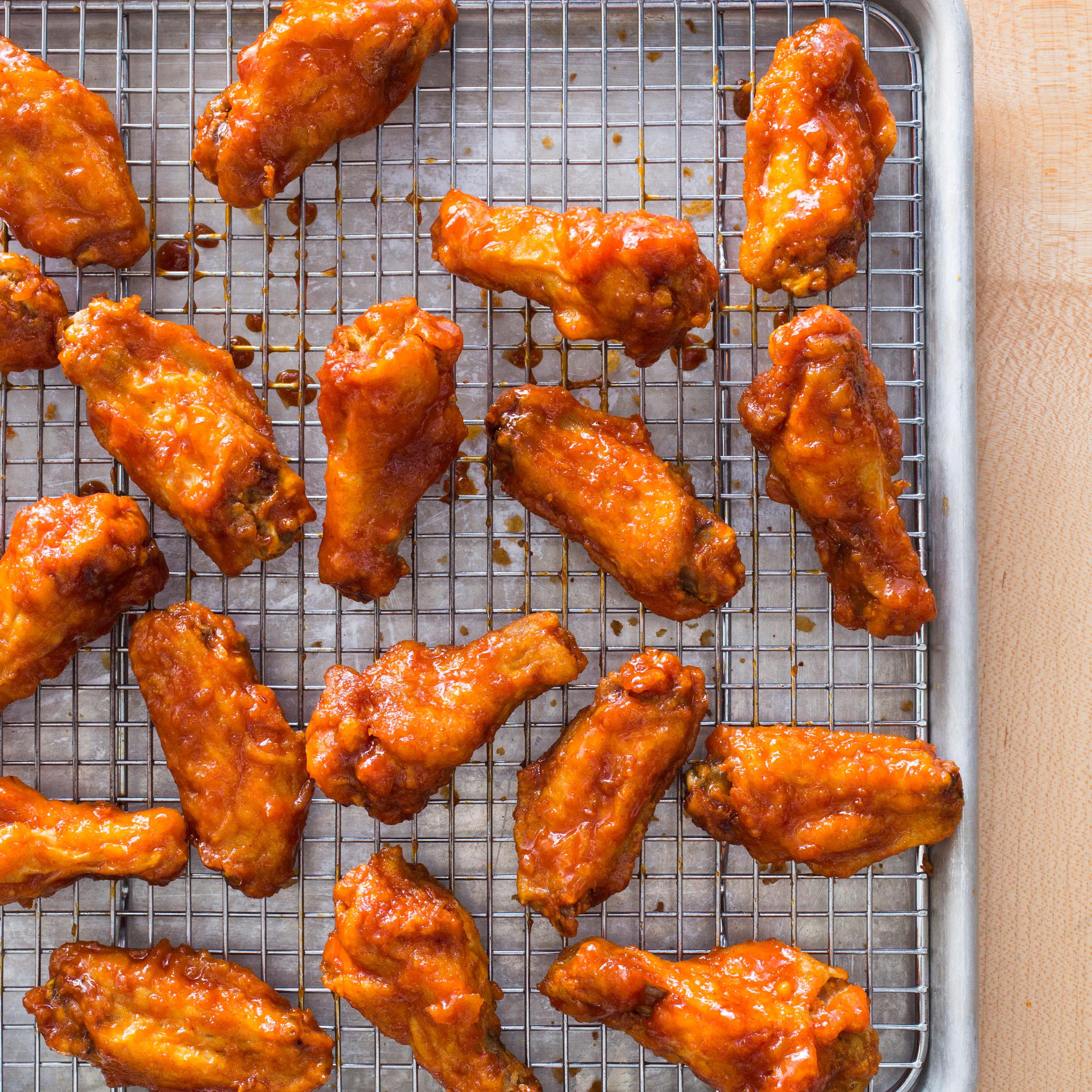 Korean Fried Chicken Wings America S Test Kitchen
