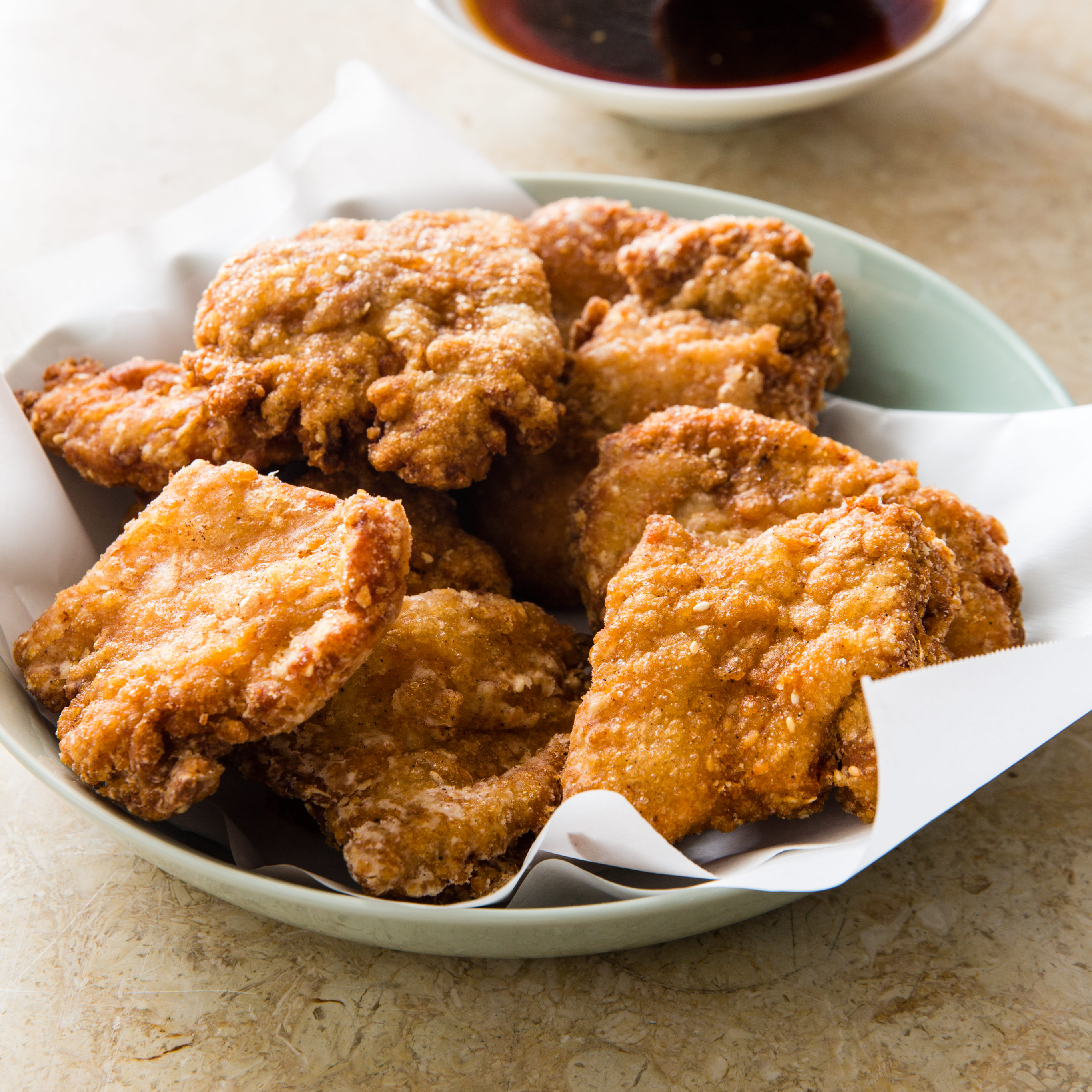 Hawaiian-Style Fried Chicken