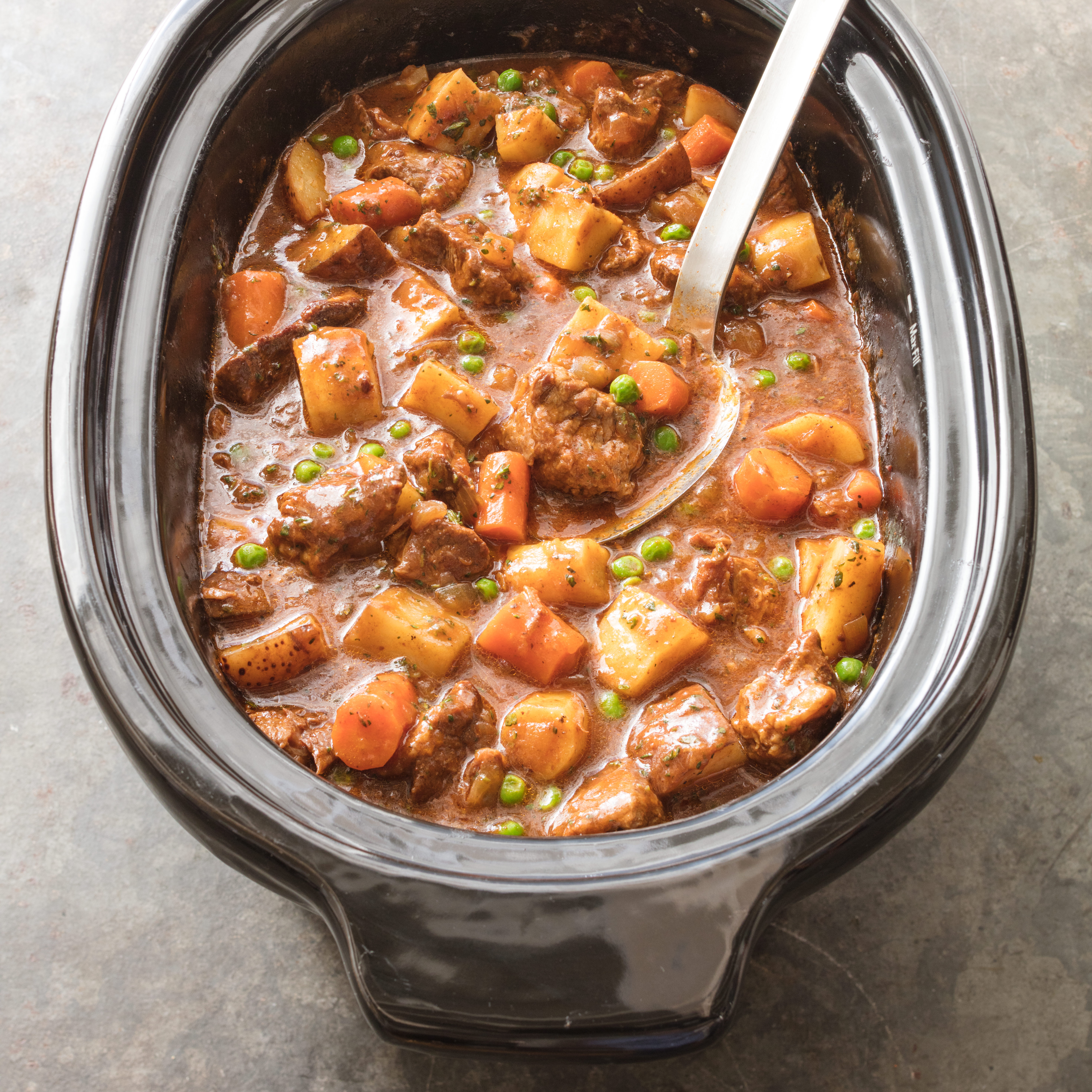 Wondrous Slow Cooker Hearty Beef Stew Best Image Libraries Sapebelowcountryjoecom