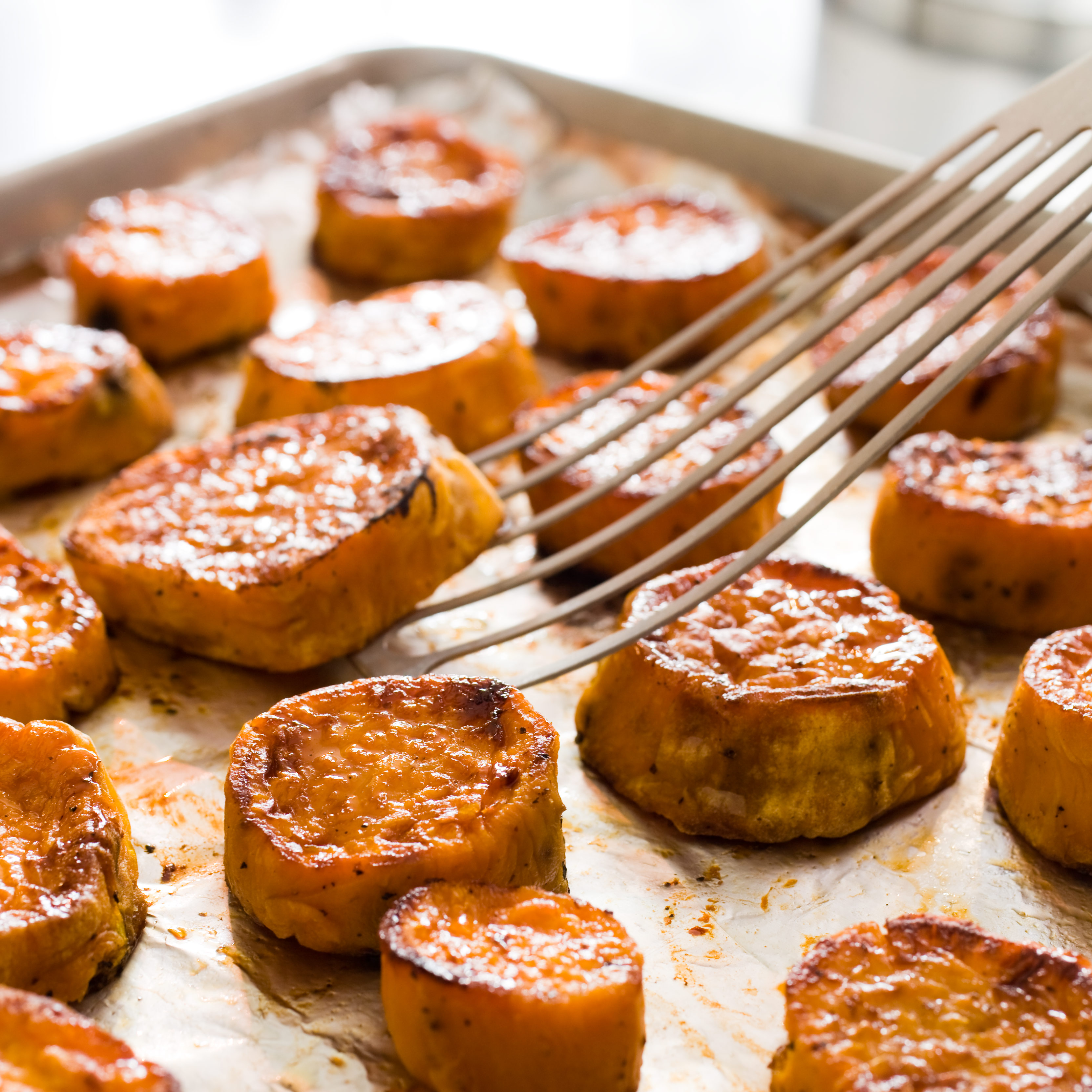 Roasted Sweet Potatoes Cook S Illustrated