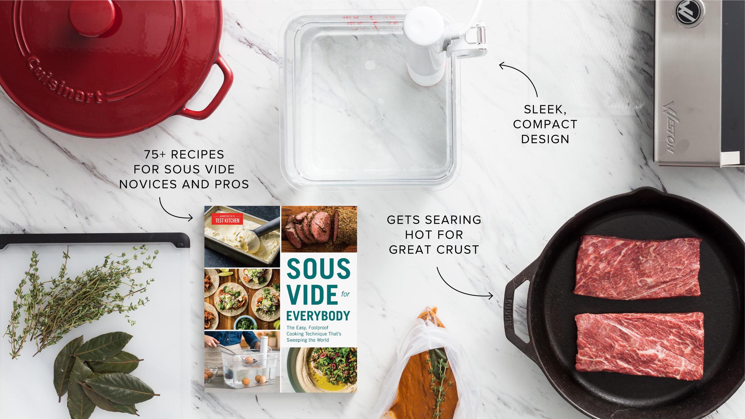 americas test kitchen sous vide steak recipe