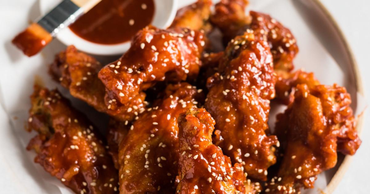 Omnivore S Cookbook Makes Korean Fried Chicken