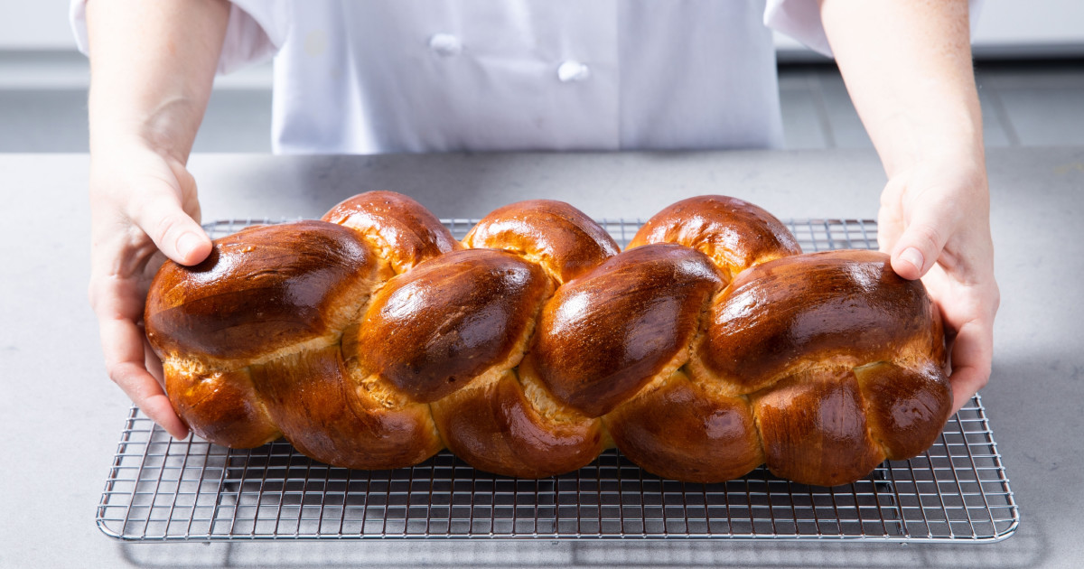 Our Favorite Challah Cook S Illustrated