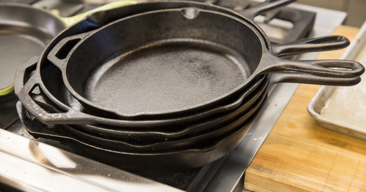 The Best Cast Iron Skillets Cook It In Cast Iron