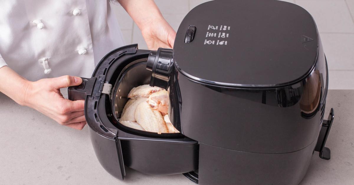 Air Fryer Test Kitchen