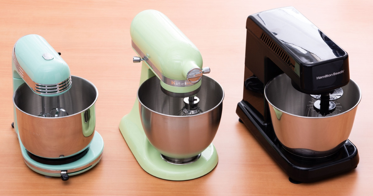 Testing Mini Stand Mixers Cook S Illustrated