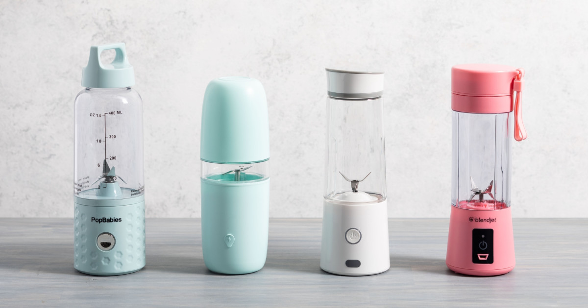 Testing Portable Blenders | Cook's Illustrated