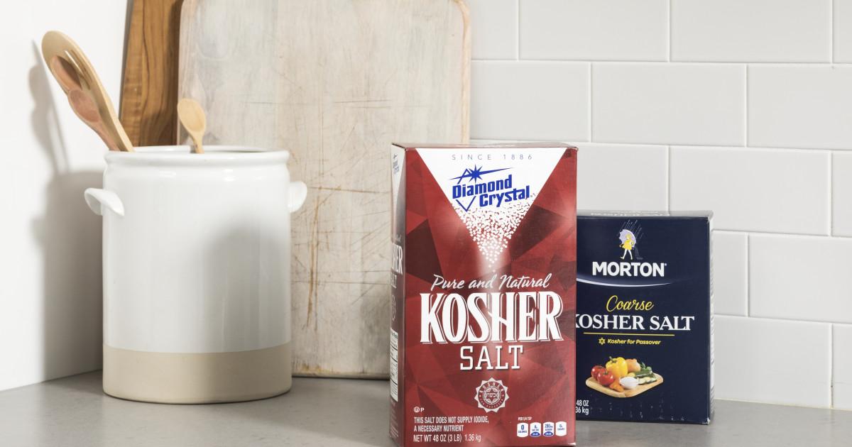 Our Favorite Kosher Salt Cook S Illustrated