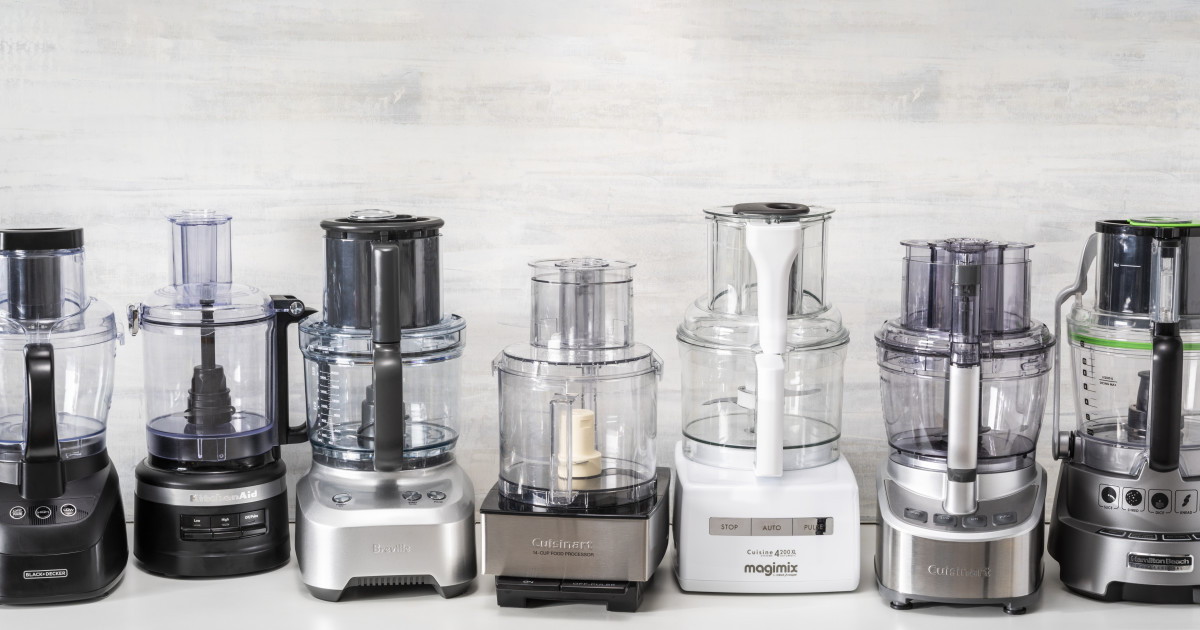 The Best Food Processor For Your Kitchen Cook S Illustrated
