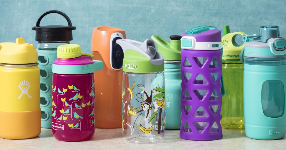 Testing Kids' Water Bottles   Cook's Illustrated