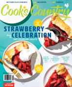 Cover of latest Cook's Country issue
