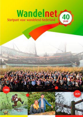 Wandelnet Jubileum magazine