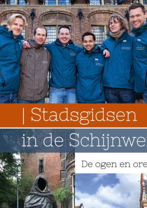 Stadsgidsen in de Schijnwerpers brochure