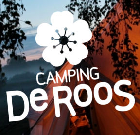 Camping De Roos website