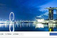 Facebook blocks Singaporeans...