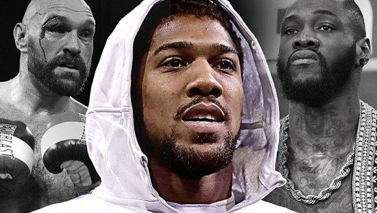 Anthony Joshua to snub Deontay Wilder...
