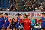 Volleyball in Cambodia and Vietnam...
