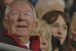 Man Utd legend Sir Alex Ferguson...