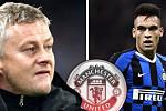 Man Utd could secure Lautaro Martinez...