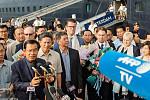 Samdech Techo Hun Sen Wishes the Last...