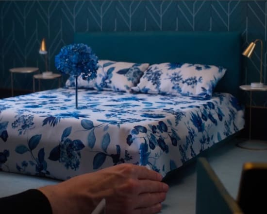 Zara Home Blooming Bedroom