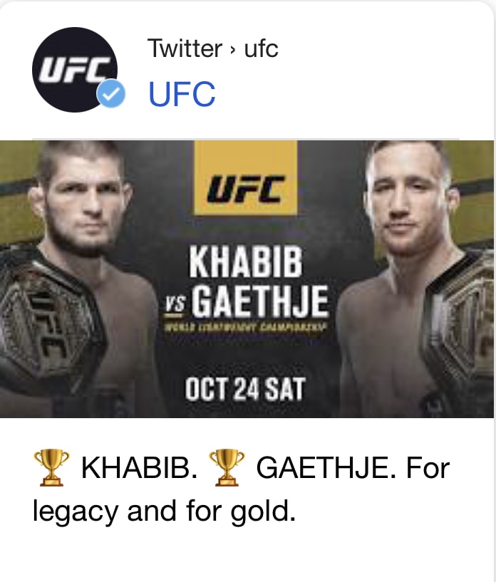 khabib vhaethje 24th october