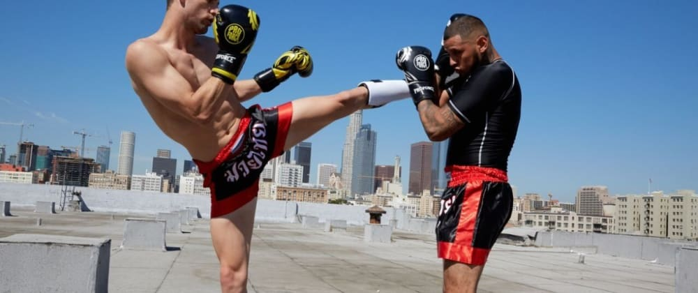 Cover image for MMA How to kick. UFC Training