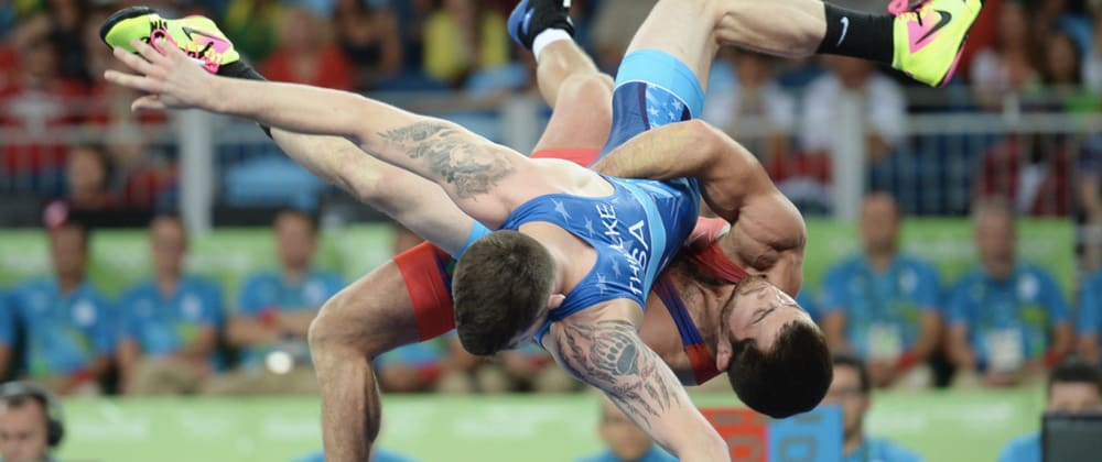 Cover image for The Difference Between Freestyle And Greco-Roman Wrestling