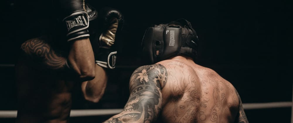 Cover image for Using the 'F*CK IT' method to combat hesitation in MMA