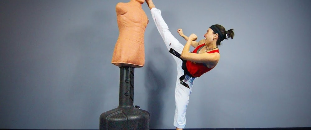 Cover image for How to kick higher