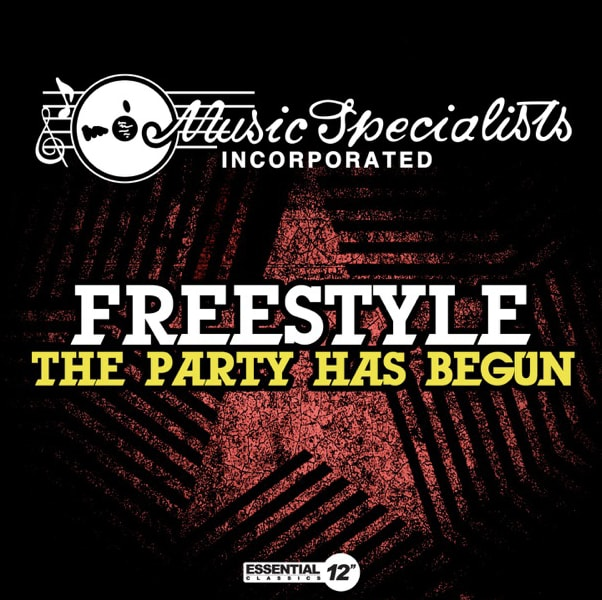 Freestyle, the party has just begun
