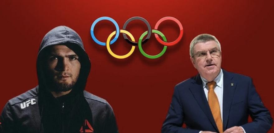 khabib olympics