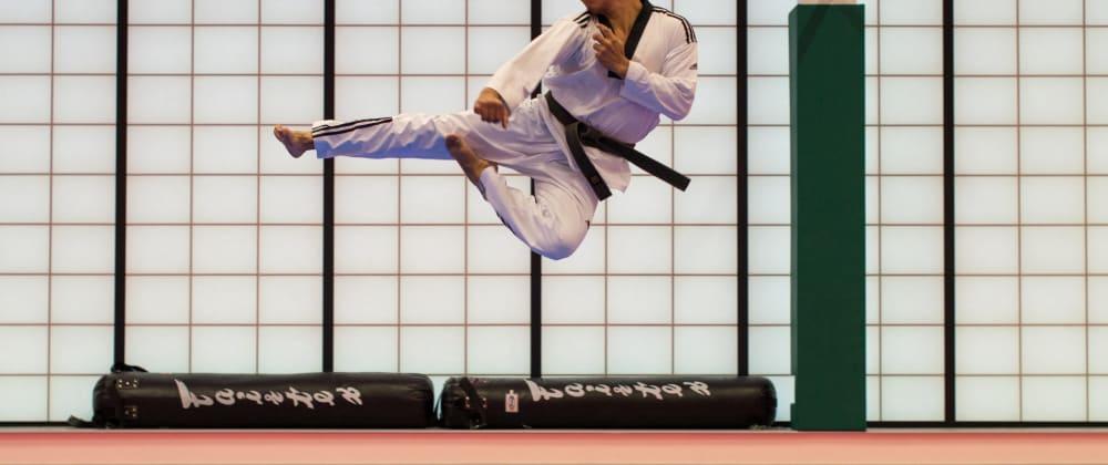 Cover image for My Taekwondo Black Belt Test