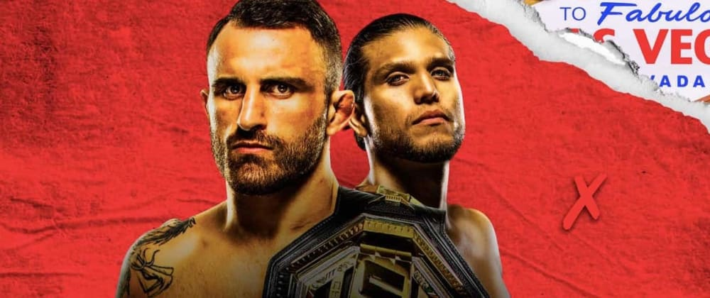 Cover image for My UFC 266 Predictions 🥊 🤼
