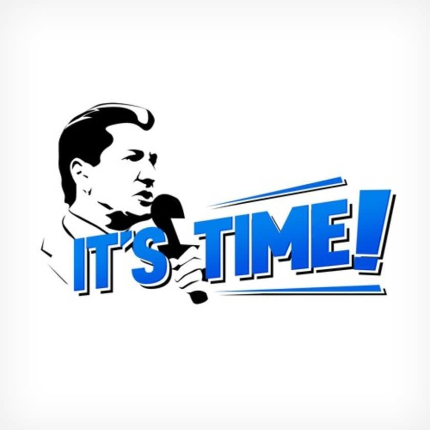 It's Time! w Bruce Buffer