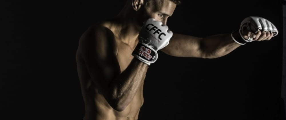 Cover image for Coping with the fear of failure in MMA