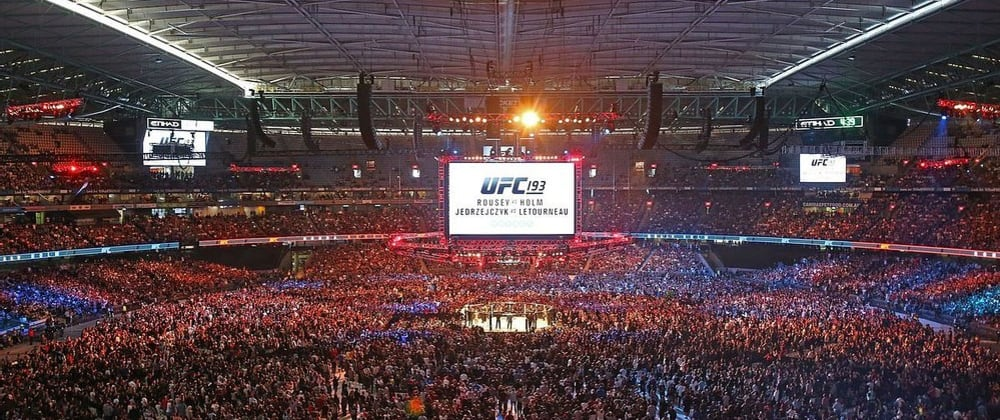 Cover image for Introducing MMA 'Events'