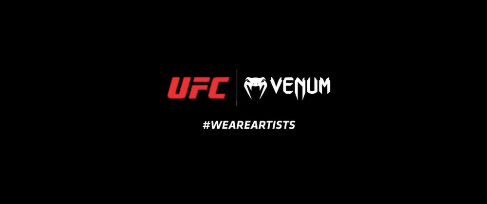 Cover image for Venum UFC. We are the artists.