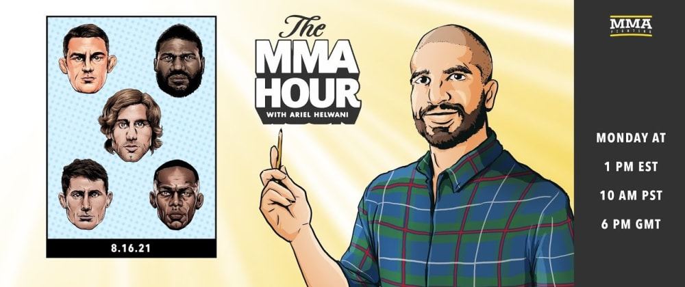 Cover image for So happy to have The MMA Hour back on This MMA Life.