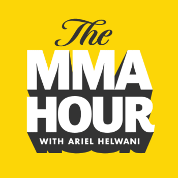 Listen to The MMA Hour